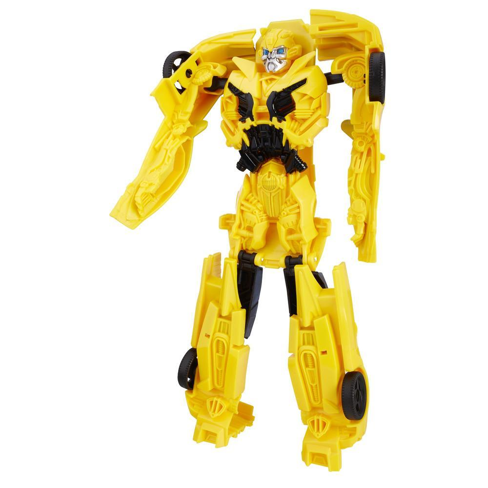 Transformers: The Last Knight - Titan Changers Bumblebee