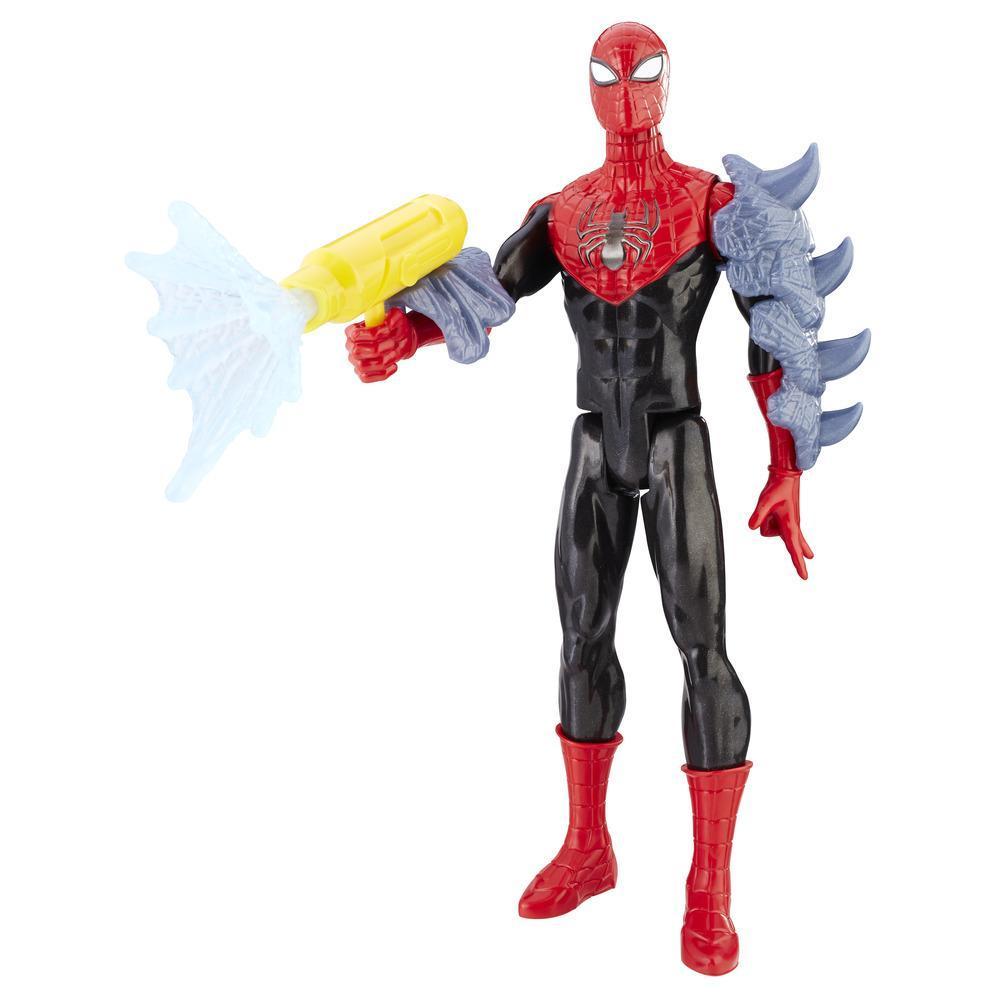 Spider-Man Titan Hero Series Spider-Man with Gear