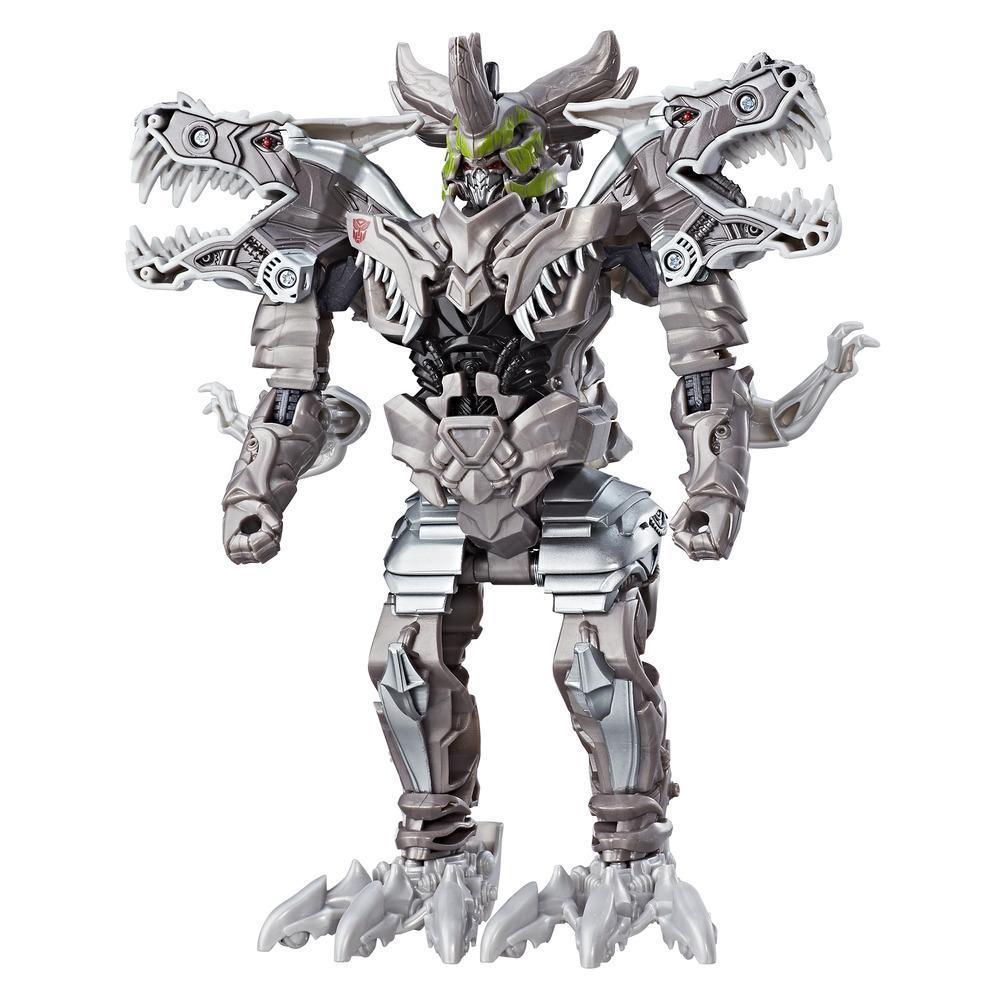 Transformers: The Last Knight - Turbo Changer armadura de caballero the 1 paso - Grimlock