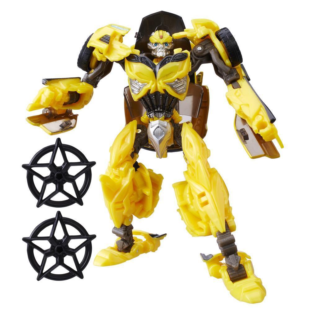 Transformers: The Last Knight Premier Bumblebee Edición de lujo