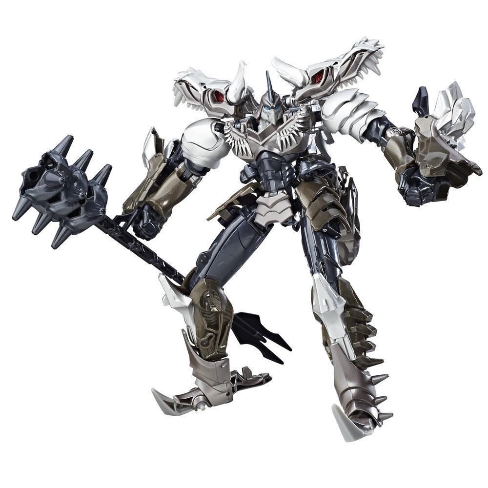 Transformers: The Last Knight - Grimlock clase viajero Edición de lujo