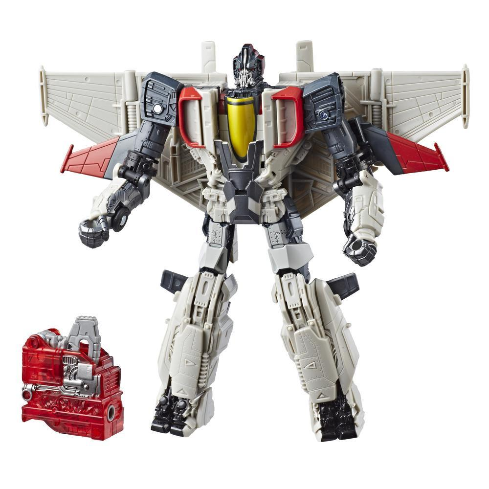 Transformers: Bumblebee - Energon Igniters Nitro Series Blitzwing – Juguetes para chicos