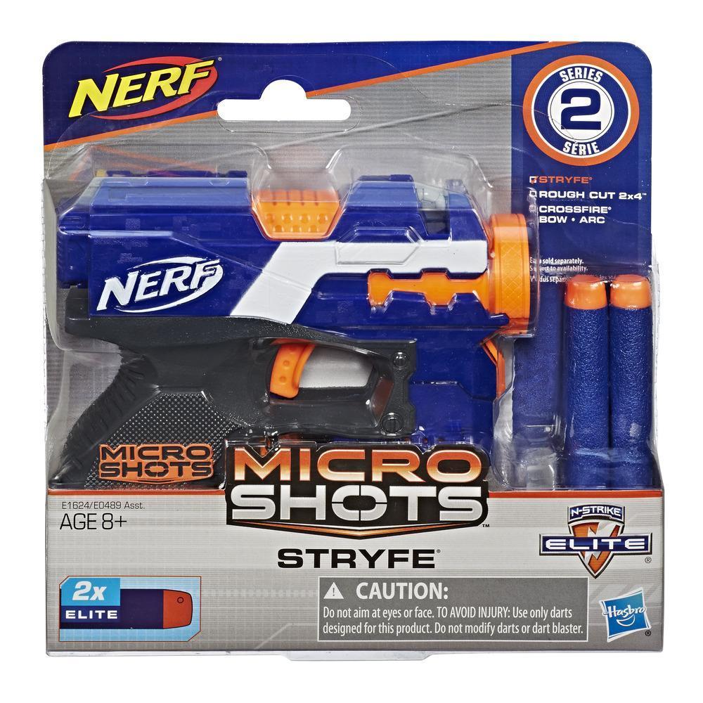 Nerf MicroShots N-Strike Elite Stryfe