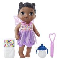 Baby Alive Bebé hada mágica (Afroamericana)