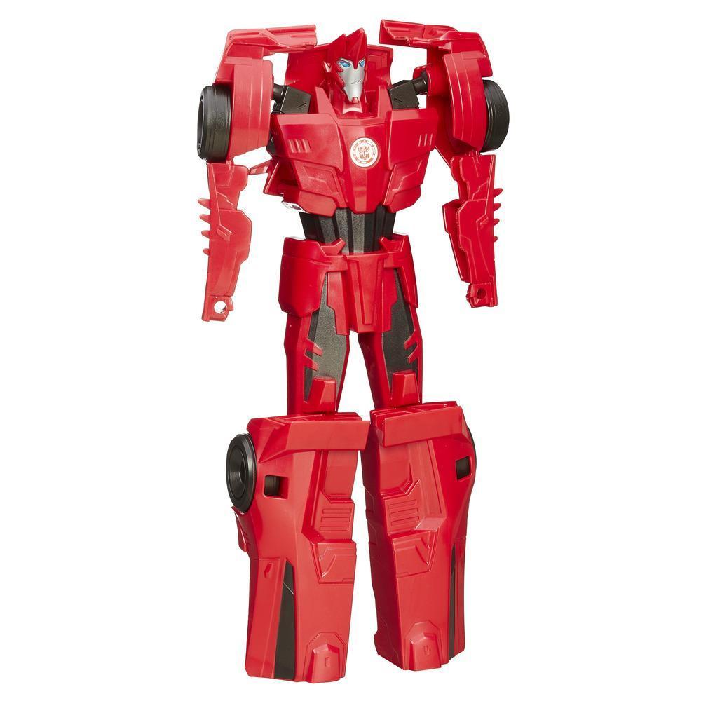 Transformers Robots in Disguise Titan Changers Sideswipe Figure