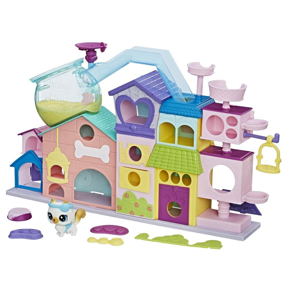 Littlest Pet Shop Apartamentos de mascotas