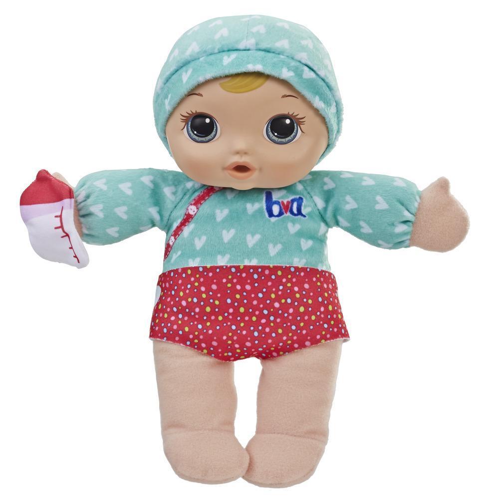 Baby Alive Mimos y cuidados - Bebé con cabello rubio