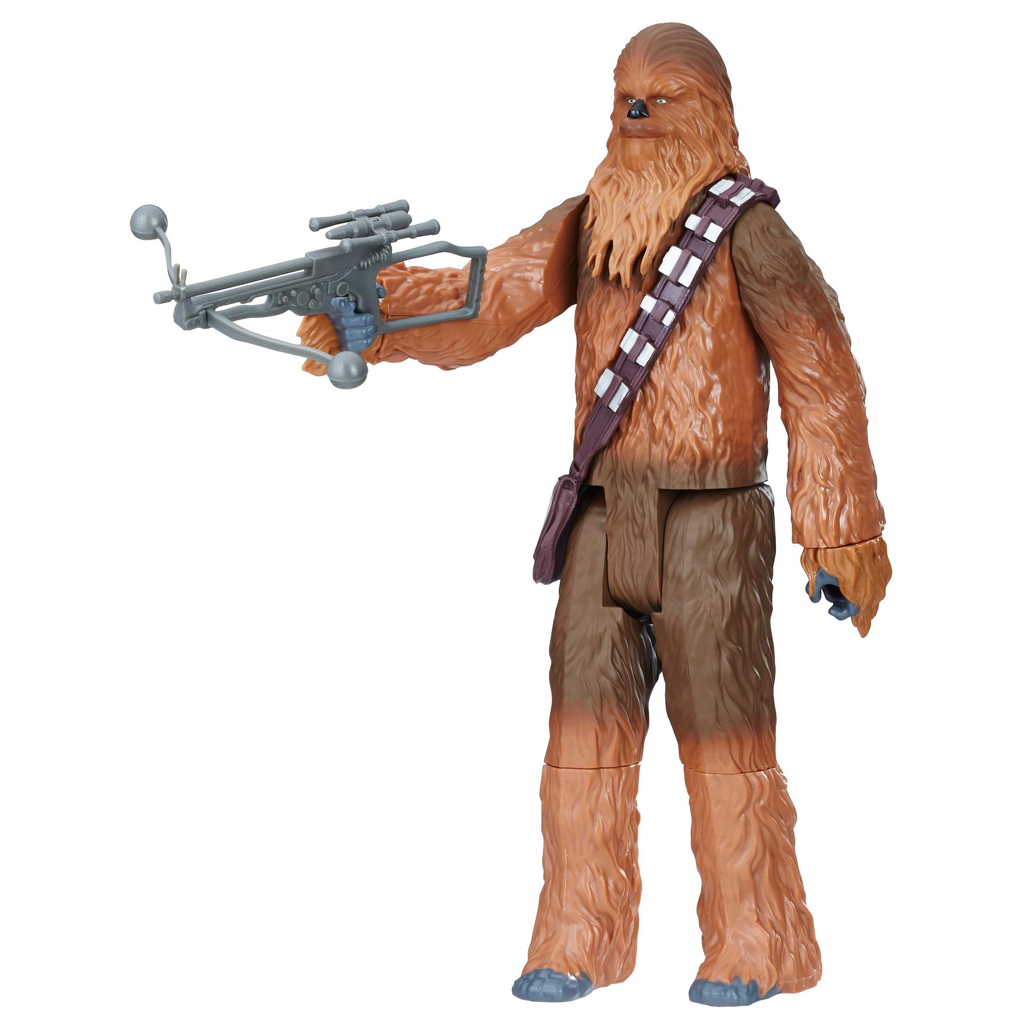 Han Solo: Una historia de Star Wars - Figura de Chewbacca de 30 cm