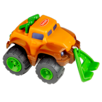 PLAYSKOOL PLAY FAVORITES RUMBLIN' 4x4