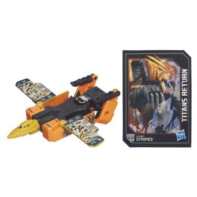Transformers Generations Titans Return - Autobot Stripes clase leyendas