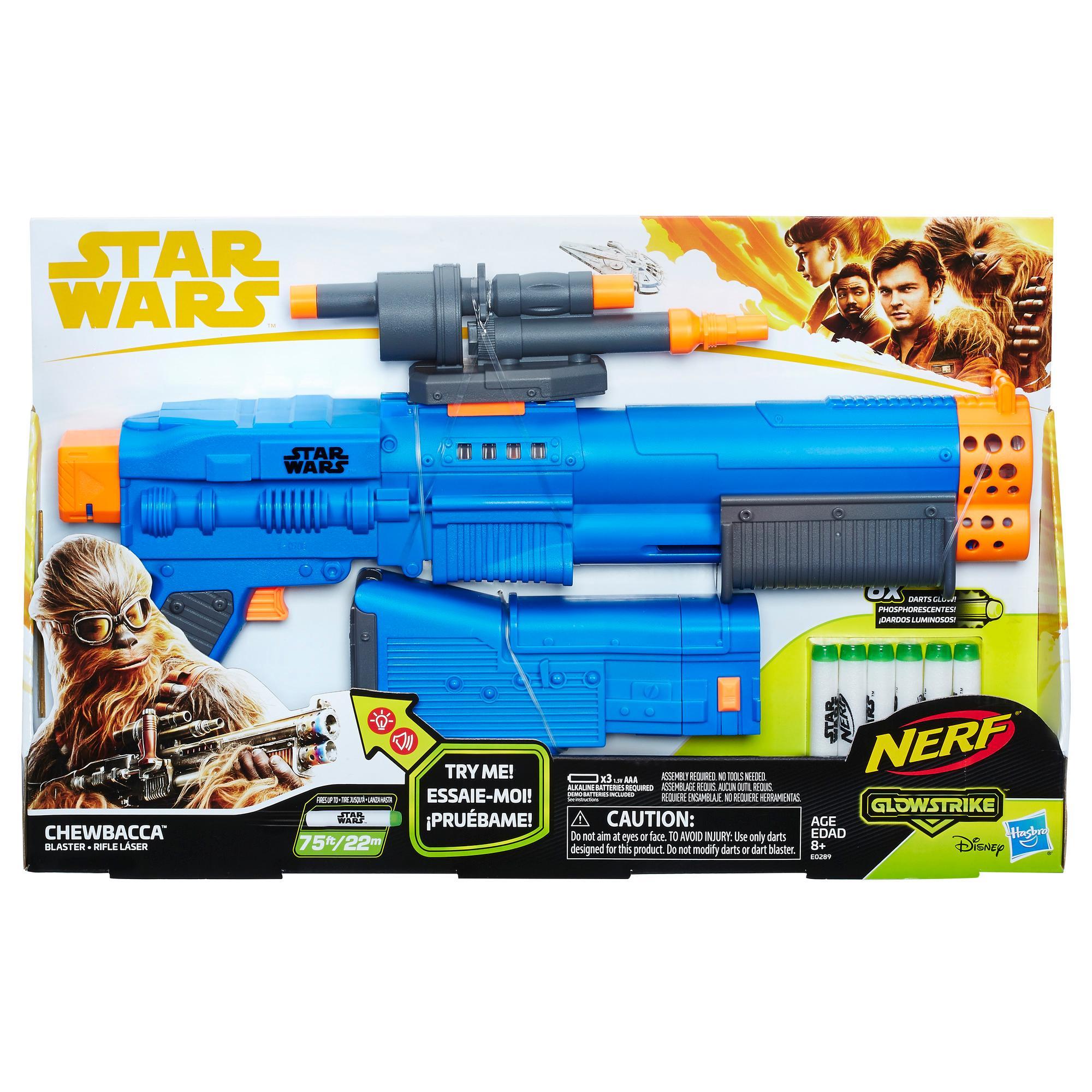 Star Wars Nerf - Ballesta de Chewbacca
