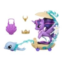 My Little Pony: The Movie - Carruaje submarino de Twilight Sparkle
