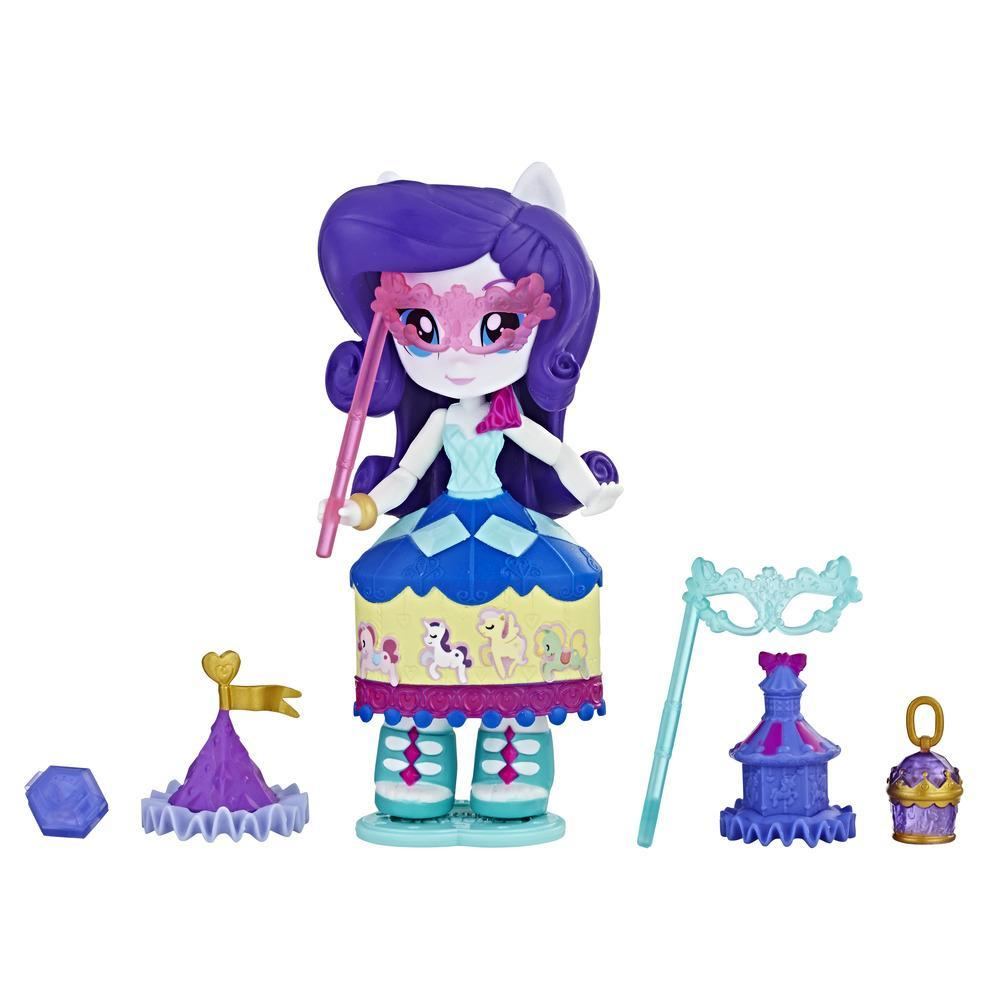 My Little Pony Equestria Girls - Elegantes creaciones de Rarity