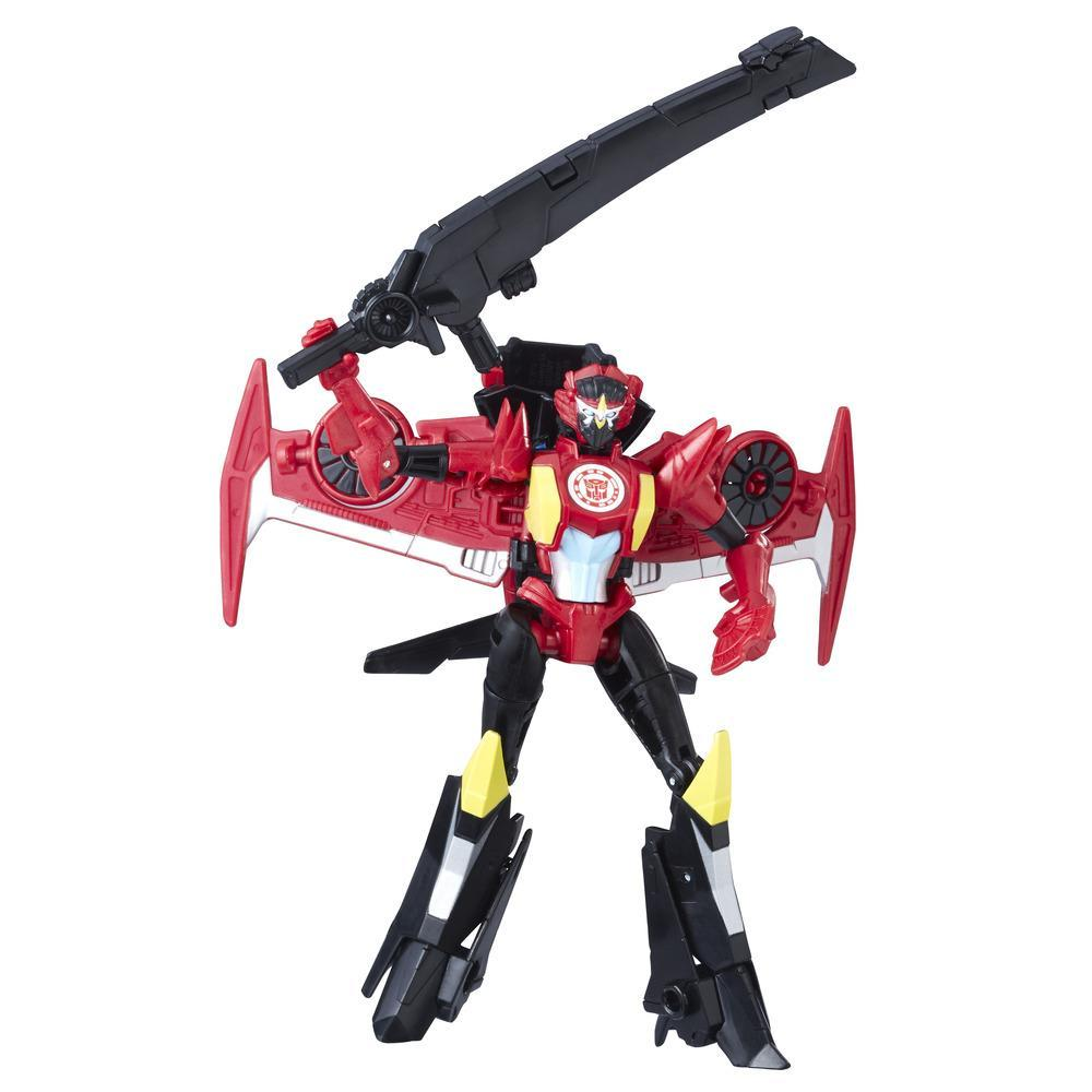 Transformers Robots in Disguise Clase Guerreros - Windblade