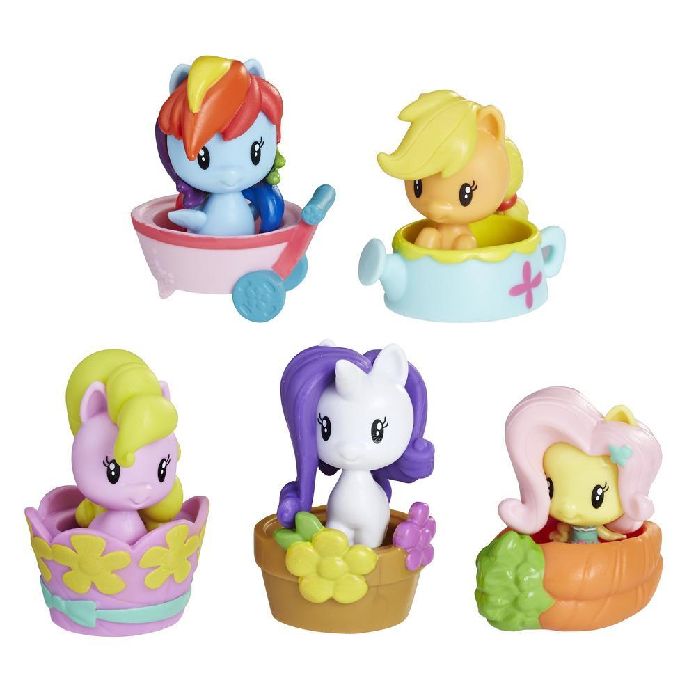 My Little Pony Cutie Mark Crew Serie 1 - Fans de la naturaleza