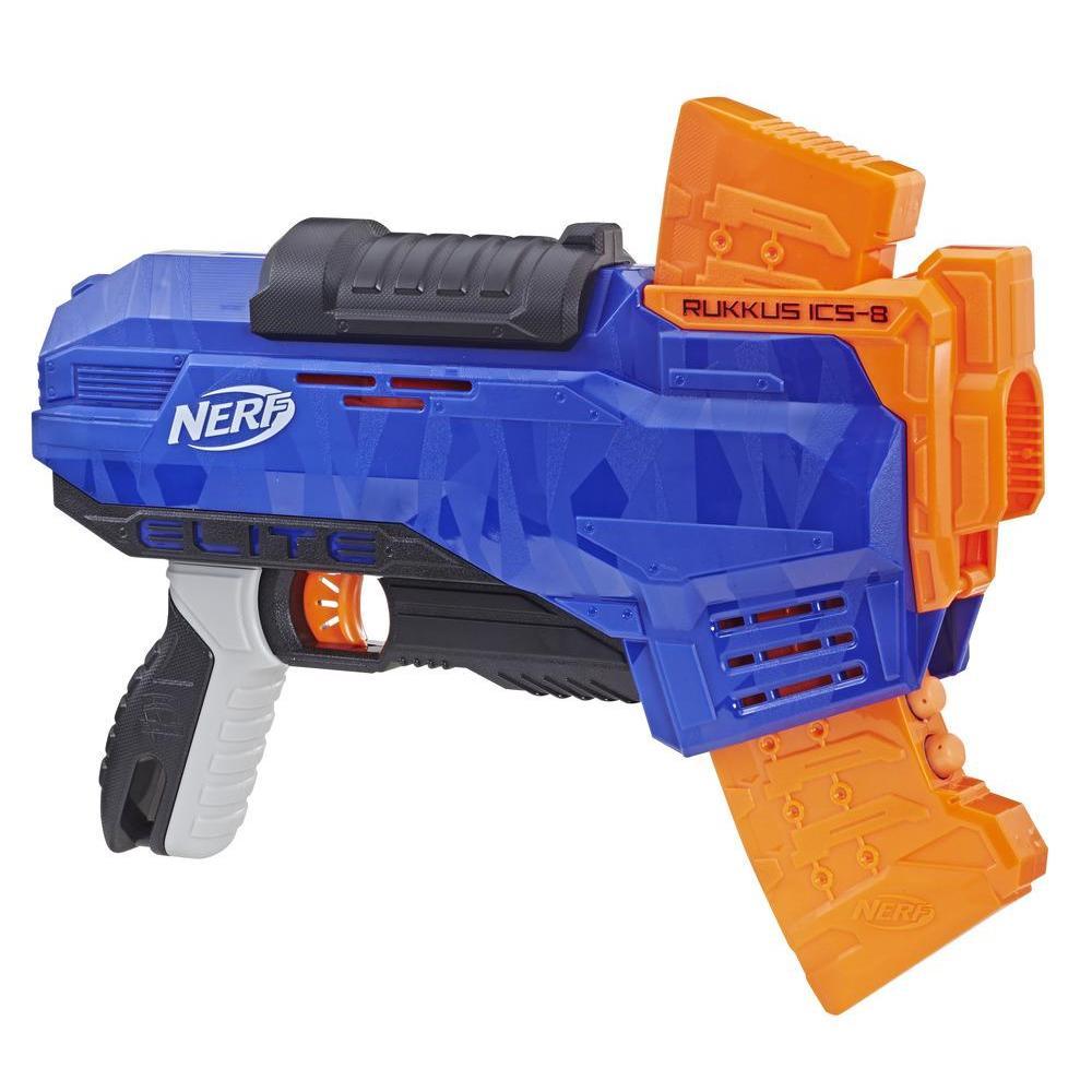 Lanzador Nerf N-Strike Elite Rukkus ICS-8