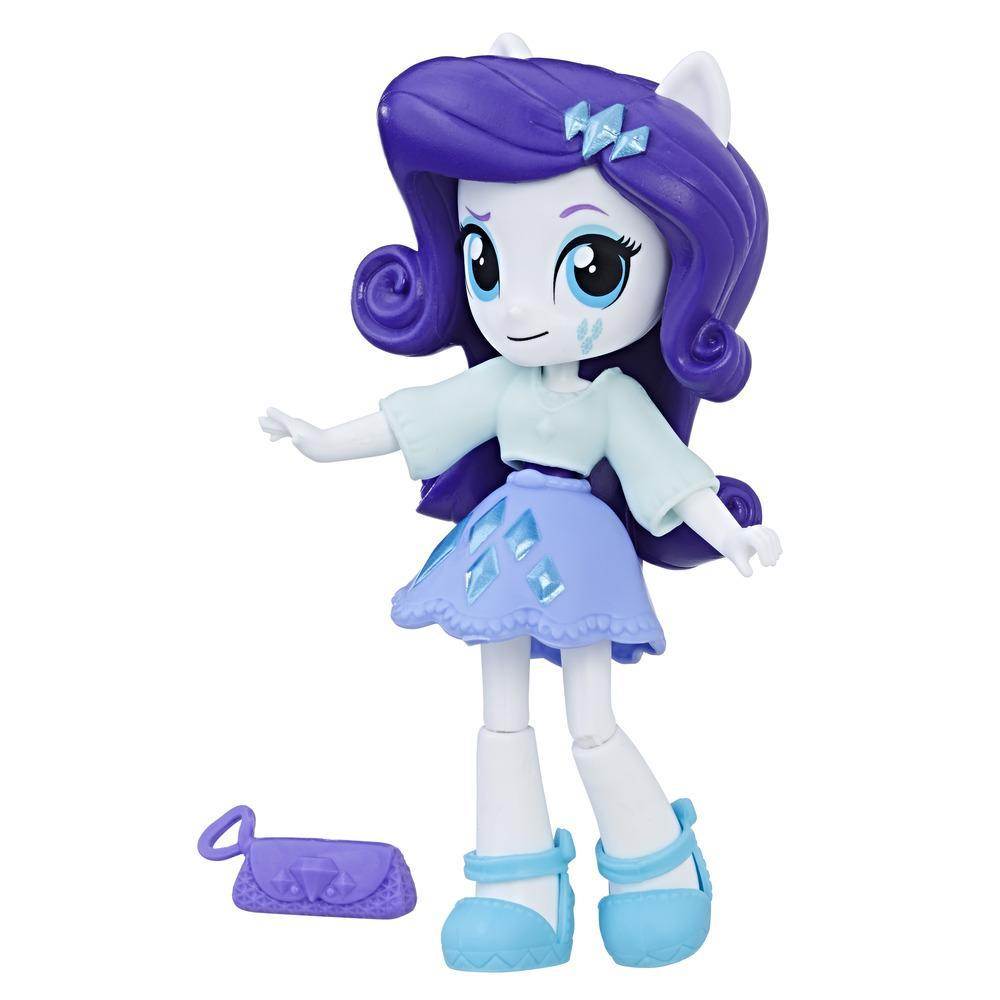 My Little Pony Equestria Girls Minis - Cambios de moda de Rarity
