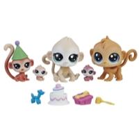 Littlest Pet Shop Feliz cumpleaños
