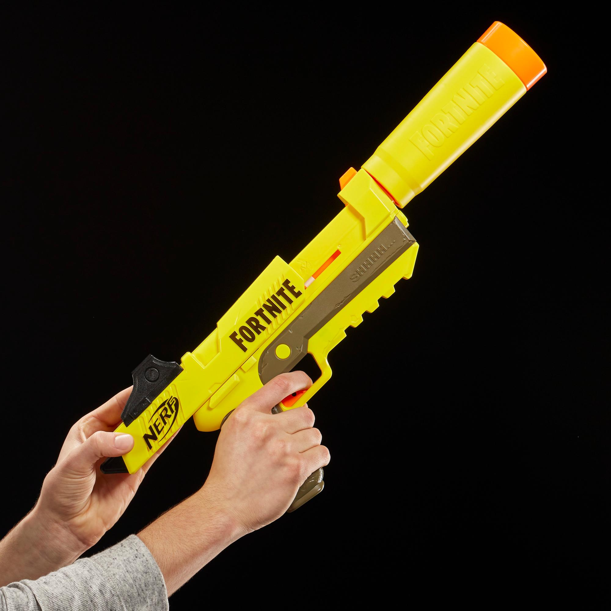 Lanzador Fortnite SP-L Nerf Elite