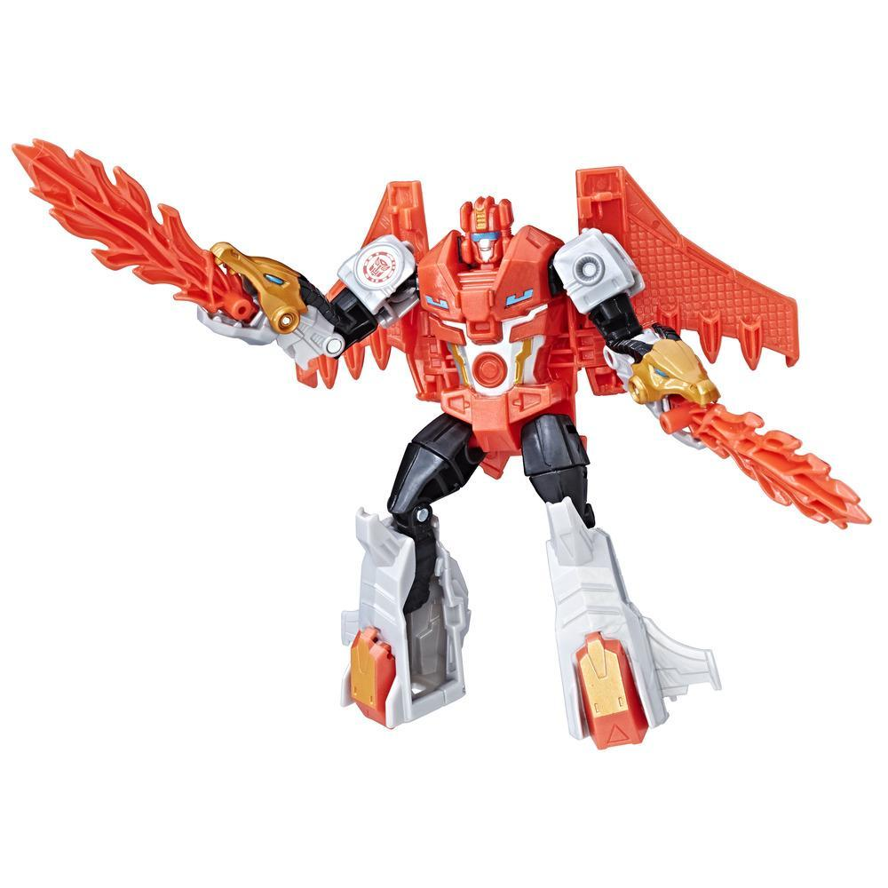 Transformers Robots in Disguise Clase Guerreros - Twinferno