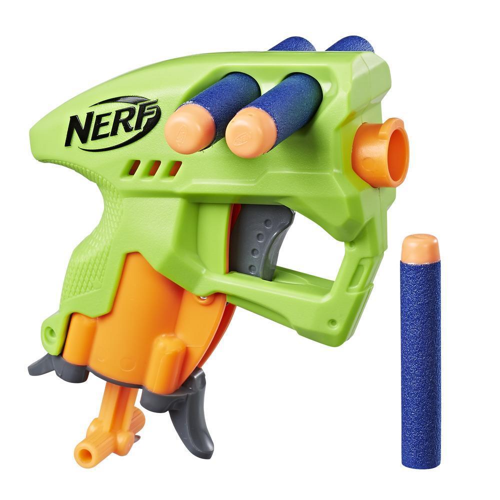 Nerf N-Strike NanoFire (rojo)