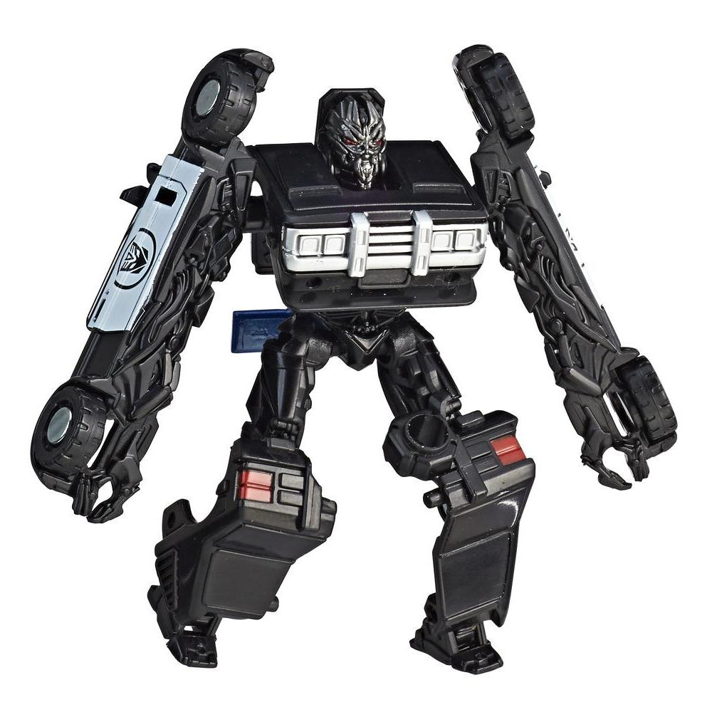 Transformers: Bumblebee - Figura de Barricade Energon Igniters Serie Veloz