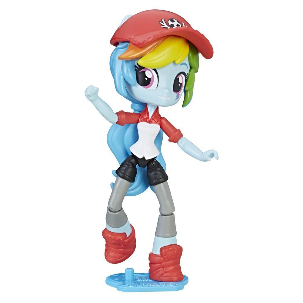 My Little Pony Equestria Girls Mall Collection Rainbow Dash