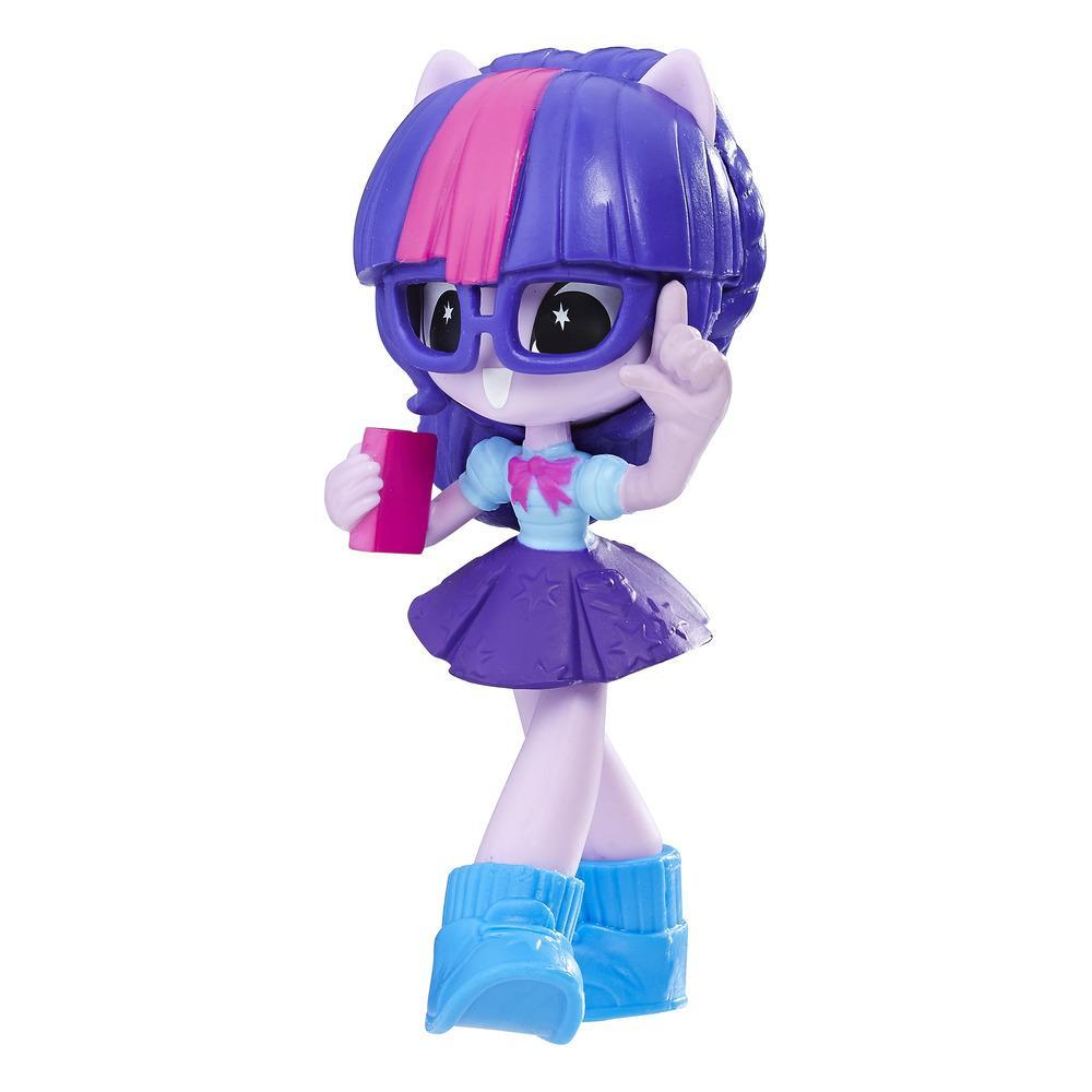 My Little Pony Equestria Girls - Twilight Sparkle Mini de 7,5 cm