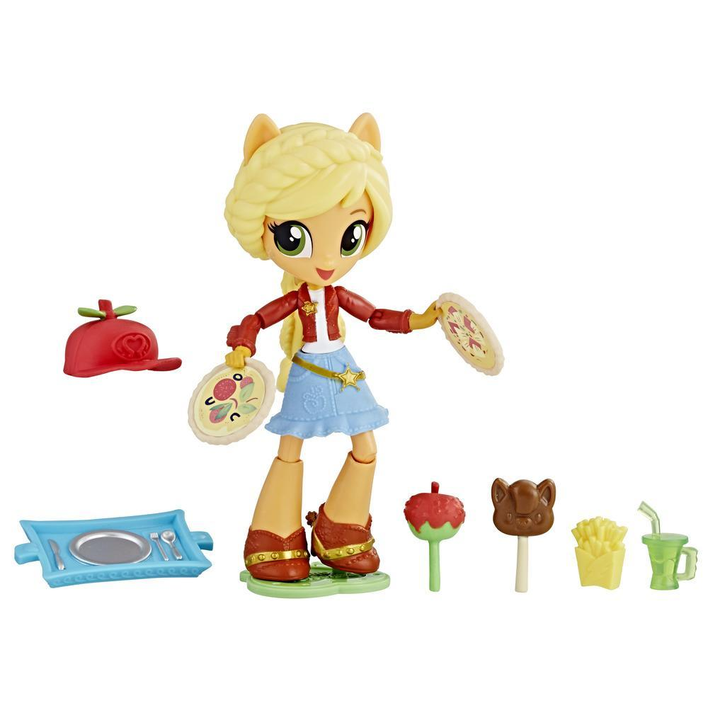 My Little Pony Equestria Girls - Deliciosas creaciones de Applejack
