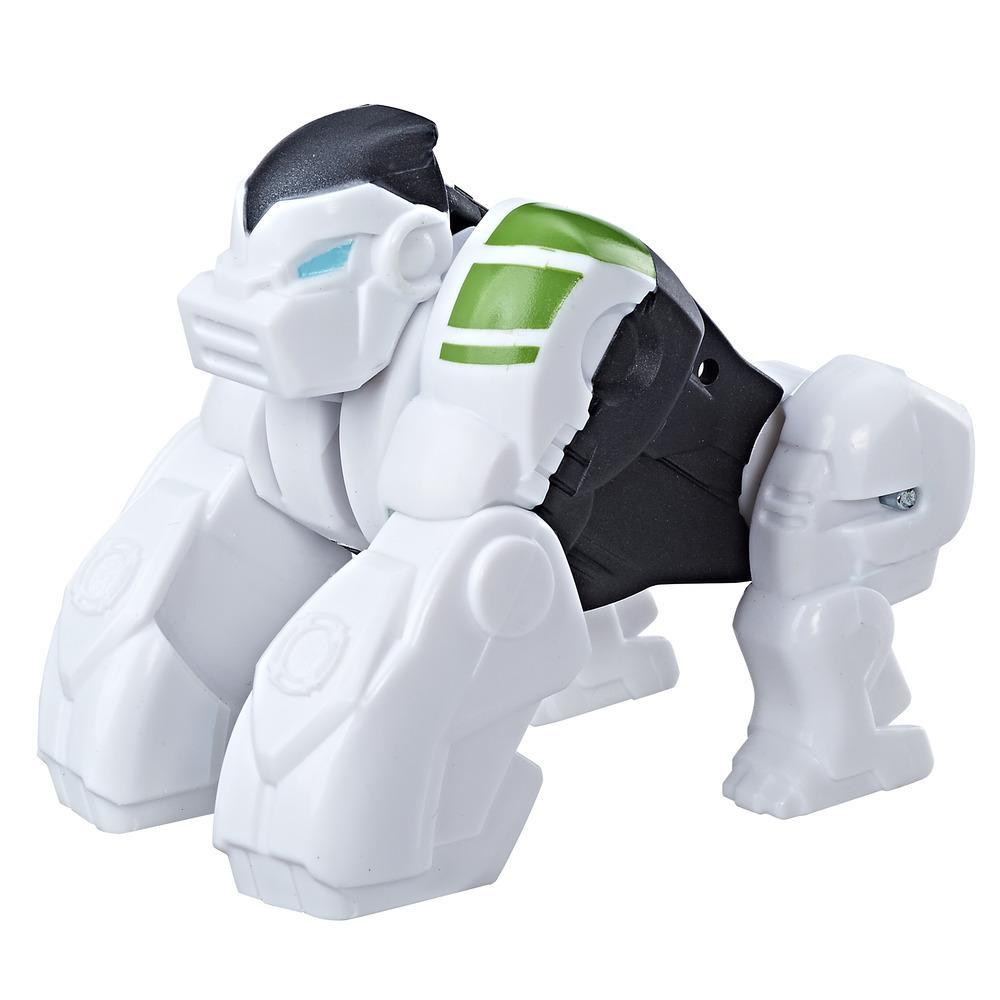 Playskool Heroes Transformers Rescue Bots Silverback the Gorilla-Bot