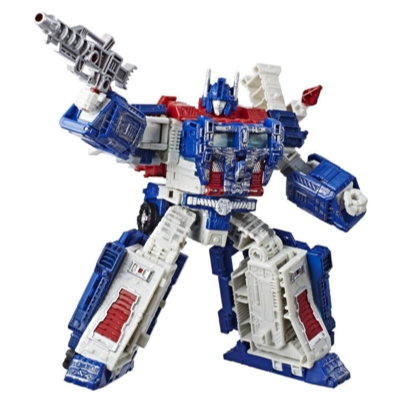 Transformers Generations War for Cybertron: Siege - Figura de acción WFC-S13 Ultra Magnus clase líder Product