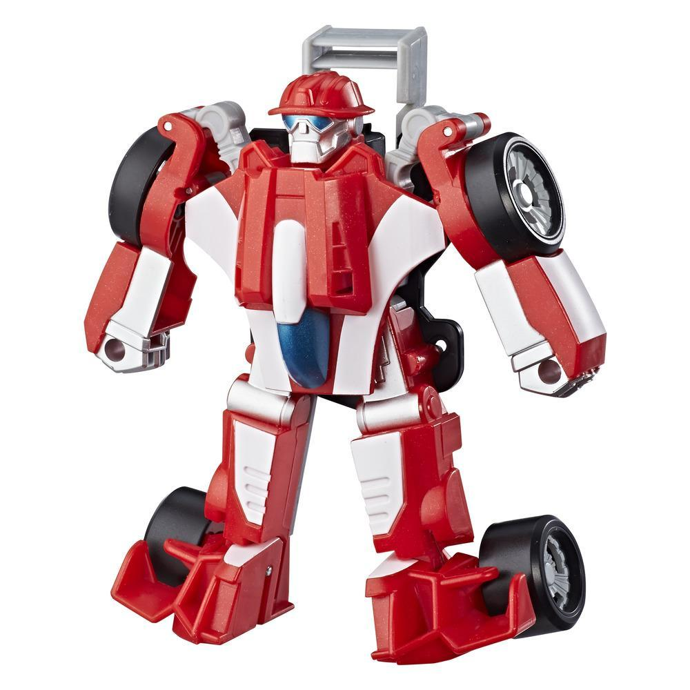 Playskool Heroes Transformers Rescue Bots Heatwave el robot bombero