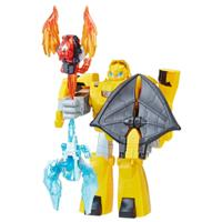 Playskool Heroes Transformers Rescue Bots - Caballero Guardia Bumblebee