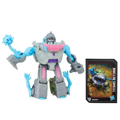 Transformers Generations Titans Return - Gnaw clase leyendas