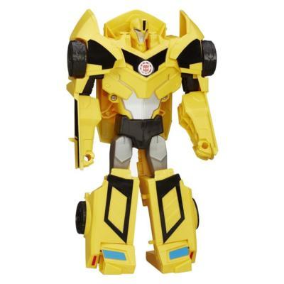 Héroes Hipertransformables 3 pasos Bumblebee