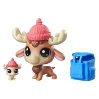 Littlest Pet Shop Pet Pair (moose)