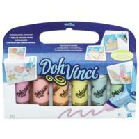 DohVinci Deco Pop Specialty 6-Pack - Pastel Drawing Compound