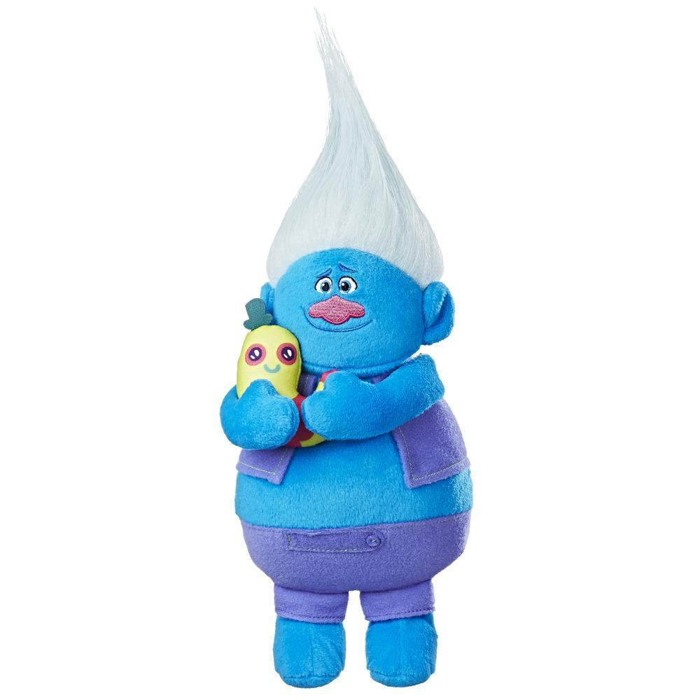 DreamWorks Trolls Biggie Hug 'N Plush Doll