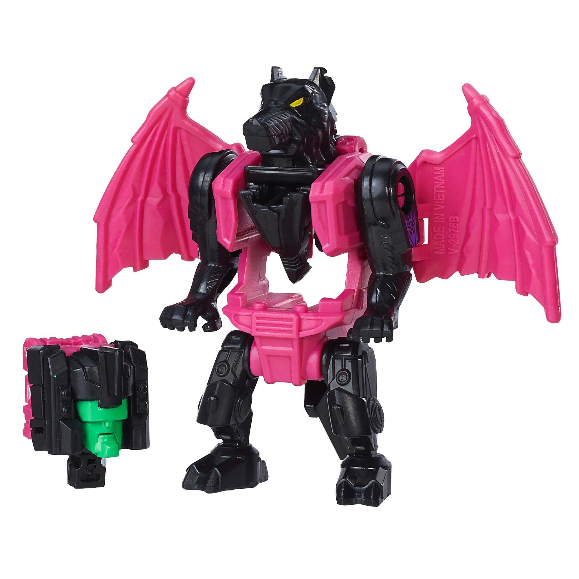 Transformers Generations Titans Return Titan Master Decepticon Fangry