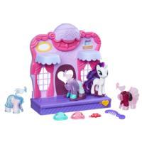 My Little Pony La magia de la amistad - Juego Boutique de moda de Rarity