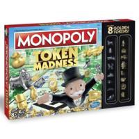 Juego Monopoly Token Manía