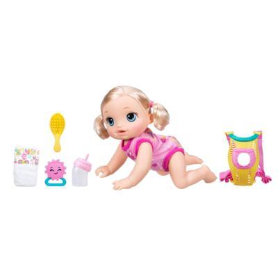 Baby Alive Bebé va conmigo - Rubia
