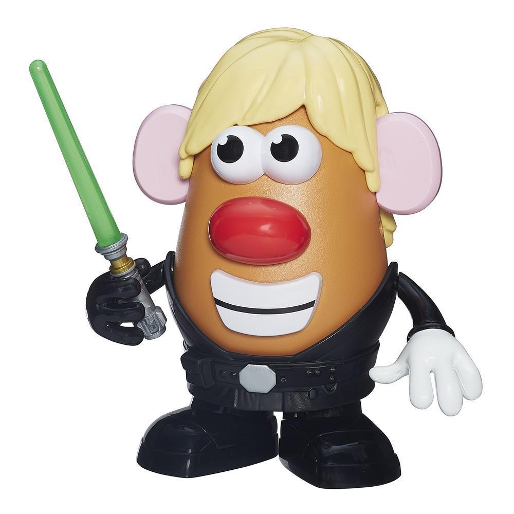 Sr. Cara de Papa Star Wars Lukefrywalker