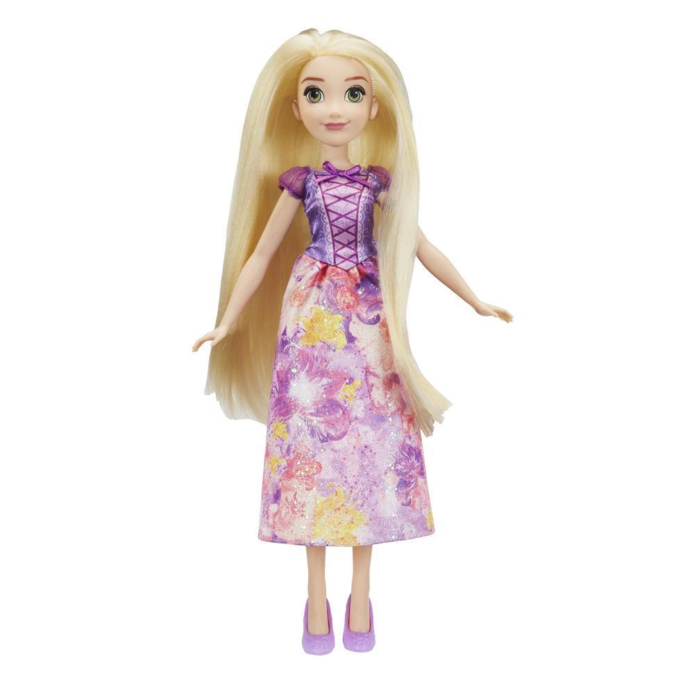 Disney Princess - Muñeca Royal Shimmer de Rapunzel