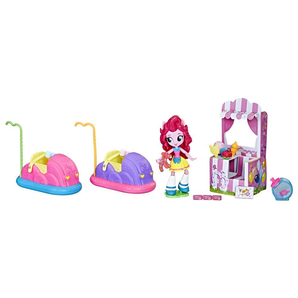 My Little Pony Equestria Girls - Pinkie Pie Dulces y autos