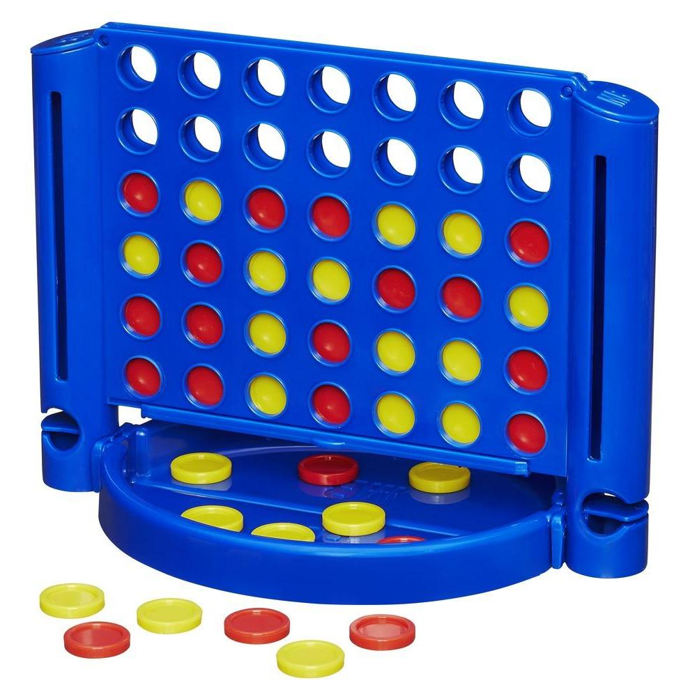 CONNECT 4 GRAB AND GO