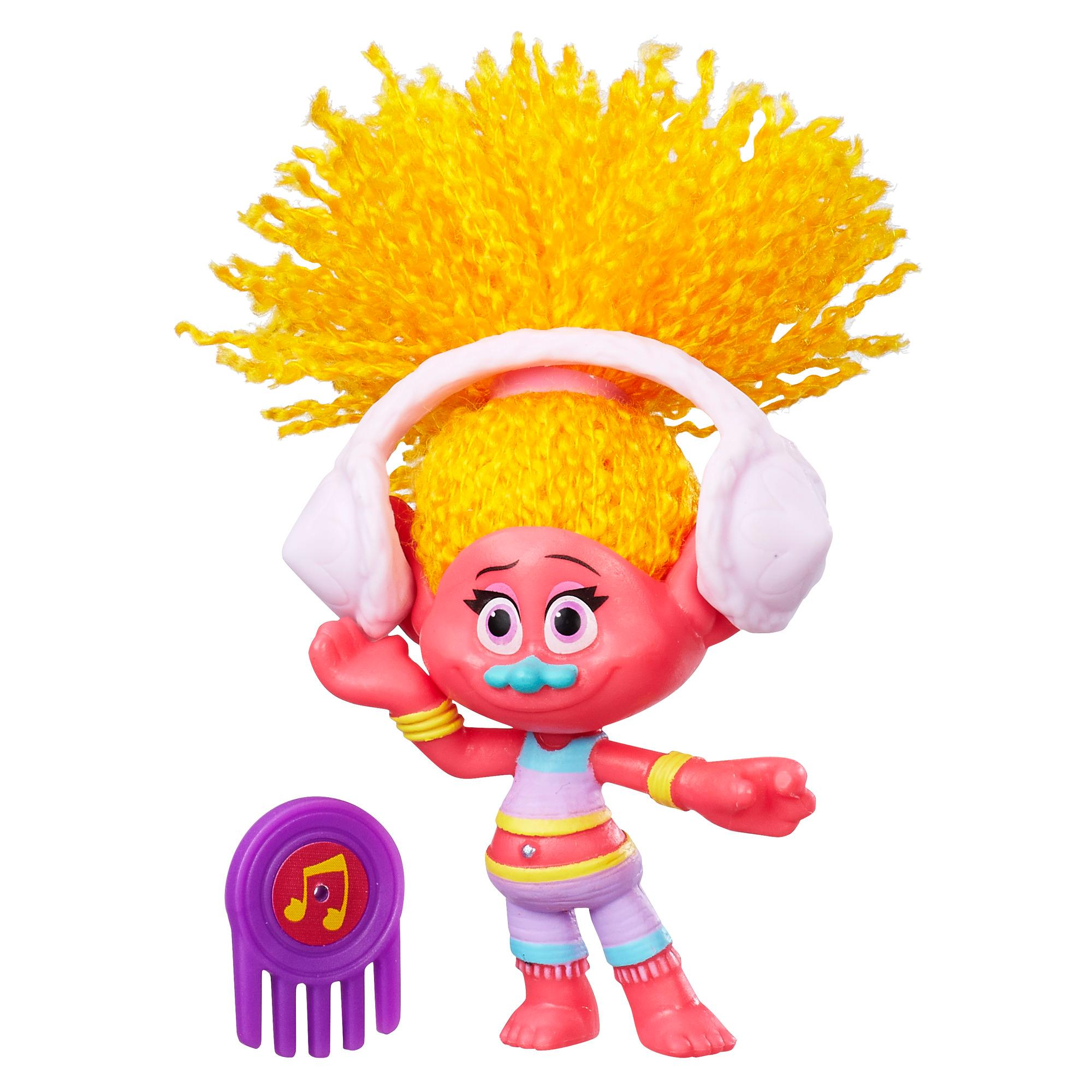 DreamWorks Trolls DJ Suki Collectible Figure