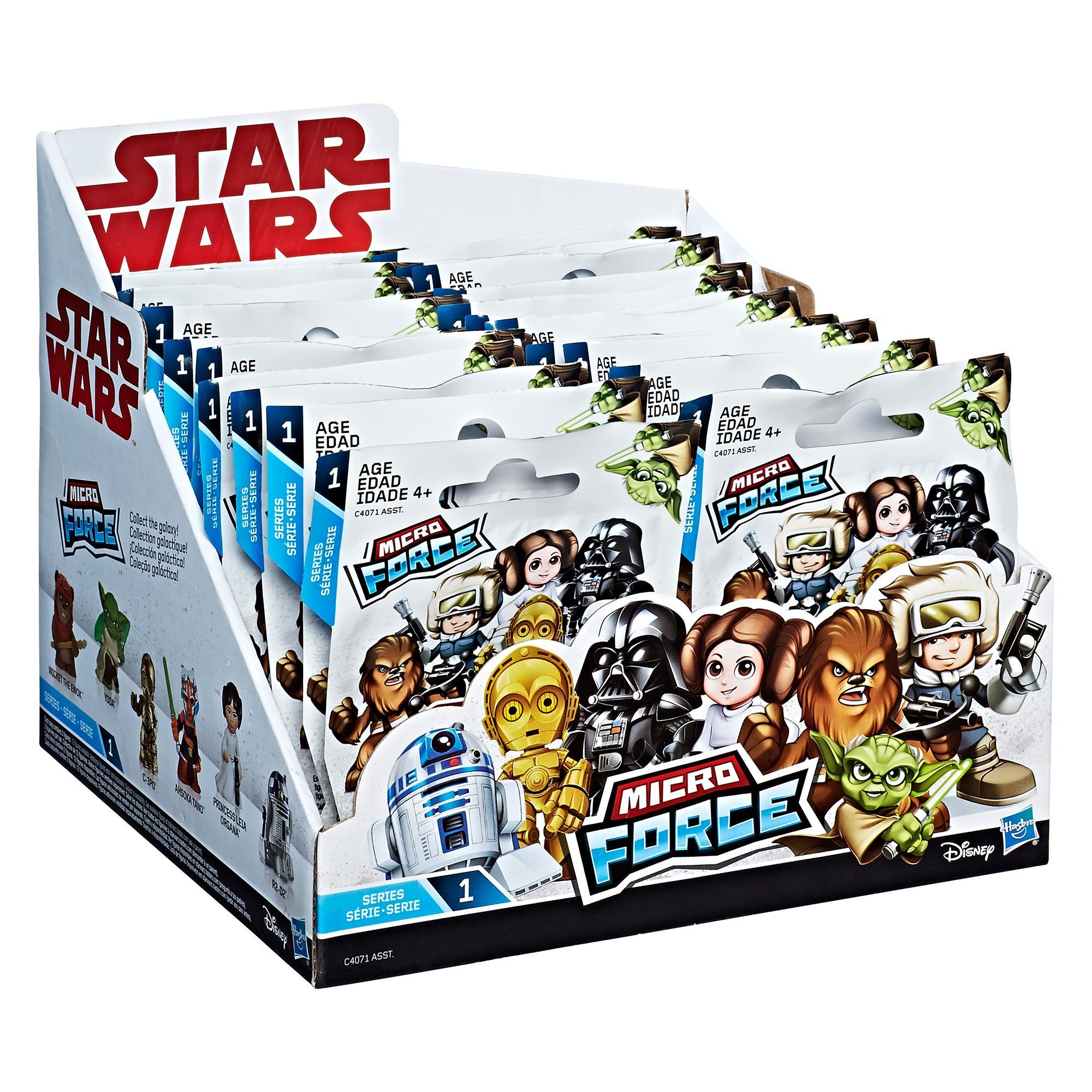 Star Wars Micro Force - bolsitas sorpresa Serie 2