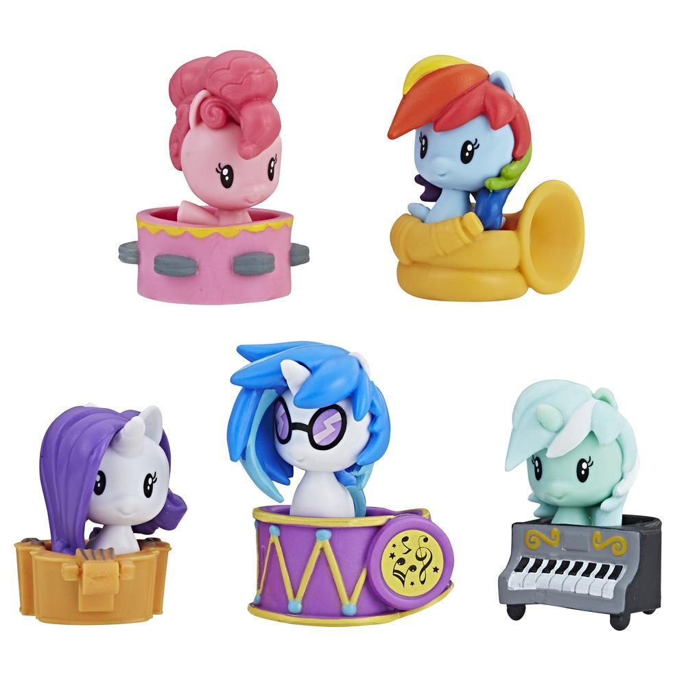 My Little Pony Cutie Mark Crew Serie 2 - Banda pony