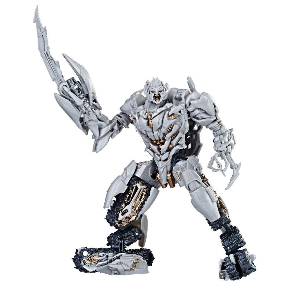 Transformers Estudio Series 13, clase viajero, Película 2 Megatron